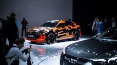 Audi e-tron Crossback al Salone di Ginevra 2019