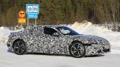 Audi e-tron GT 2020: prime foto spia