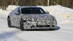 Audi e-tron GT 2020: visuale di 3/4 anteriore