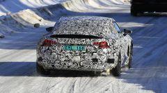 Audi e-tron GT 2020: visuale posteriore