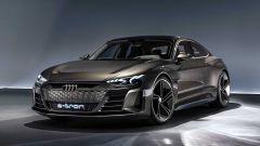 Audi e-tron GT: 3/4 anteriore