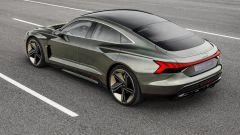 Audi e-tron GT, nel 2020 una Gran turismo elettrica - Immagine: 5