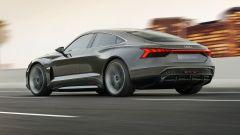Audi e-tron GT, nel 2020 una Gran turismo elettrica - Immagine: 9