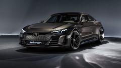 Audi e-tron GT, nel 2020 una Gran turismo elettrica - Immagine: 11