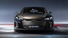 Audi e-tron GT: frontale