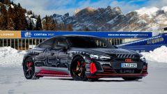 Audi e-tron GT: la presentazione in streaming