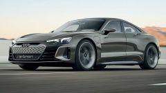 Audi e-tron GT: la sportiva dei Quattro Anelli su base Porsche Taycan