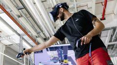 Audi e-tron GT: la VR per sperimentare le nuove linee di montaggio