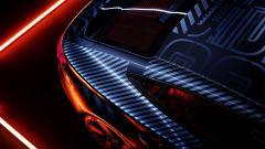 Audi e-tron GT: particolare dall'alto