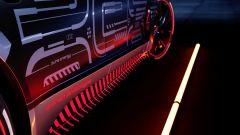 Audi e-tron GT: particolare della fiancata