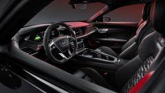 Audi e-tron GT quattro: gli interni