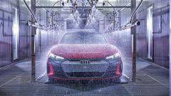 Audi e-tron GT quattro: la catena di produzione
