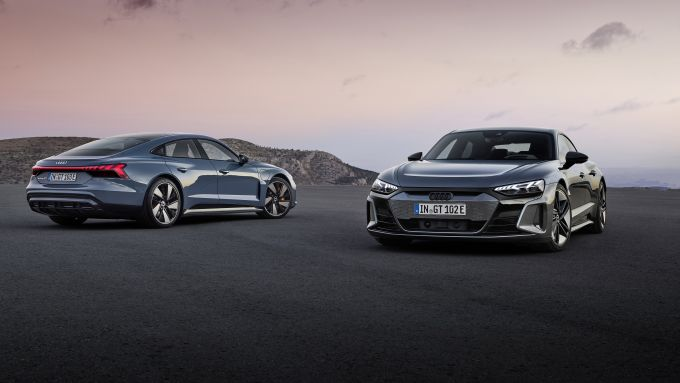 Audi e-tron GT quattro: la nuova gran turismo tedesca