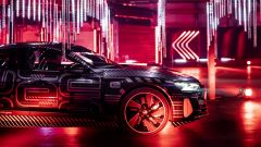 Audi e-tron GT quattro: la presentazione della sportiva elettrica tedesca