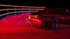 Audi e-tron GT quattro: particolare del posteriore