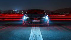 Audi e-tron GT quattro: visuale frontale