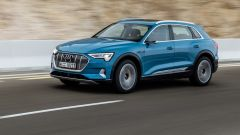 Audi e-tron, da 10 a 14 euro per 100 km: i costi di ricarica - Immagine: 1