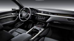 Audi e-tron: la plancia