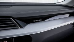 Audi e-tron, la plancia