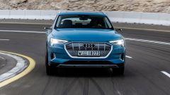 Audi e-tron: l'autonomia dichiarata è di 400 km, quella reale meno