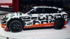 Audi E-Tron, live salone di ginevra 2018