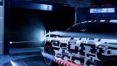 Audi e-tron Prototipo: aerodinamica al top per il Suv elettrico - Immagine: 2