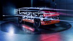 Audi e-tron Prototipo: aerodinamica al top per il Suv elettrico - Immagine: 1