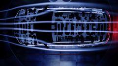 Audi e-tron Prototipo: aerodinamica al top per il Suv elettrico - Immagine: 7
