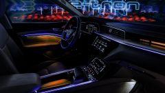 Audi e-tron Prototipo: interni digitali in salsa A8 - Immagine: 2