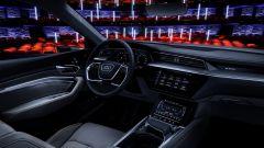 Audi e-tron Prototipo: interni digitali in salsa A8 - Immagine: 1