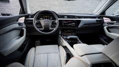 Audi e-tron Prototipo: interni digitali in salsa A8 - Immagine: 6