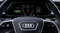 Audi e-tron Prototipo: interni digitali in salsa A8 - Immagine: 11