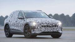 Audi e-tron quattro, il suv elettrico di Audi arriverà nel 2018