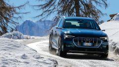 Audi e-tron quattro, elettro-Suv a prova di neve e ghiaccio - Immagine: 9
