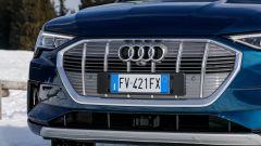 Audi e-tron quattro, elettro-Suv a prova di neve e ghiaccio - Immagine: 10
