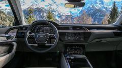 Audi e-tron quattro, elettro-Suv a prova di neve e ghiaccio - Immagine: 17