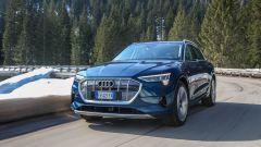 Audi e-tron quattro, elettro-Suv a prova di neve e ghiaccio - Immagine: 20