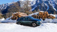 Audi e-tron quattro, elettro-Suv a prova di neve e ghiaccio - Immagine: 21