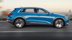 Audi e-tron, primi richiami per il Suv elettrico. Rischio incendio