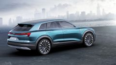 Audi e-tron quattro - Immagine: 8