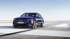 Audi e-tron S: a partire da 98.300 euro