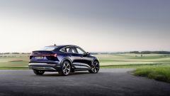 Audi e-tron S, e-tron S Sportback: quanto costano i due super SUV - Immagine: 11