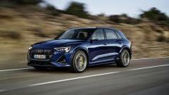 Audi e-tron S, e-tron S Sportback: quanto costano i due super SUV - Immagine: 8