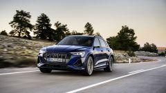 Audi e-tron S, e-tron S Sportback: quanto costano i due super SUV - Immagine: 12