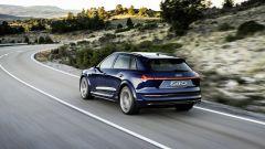 Audi e-tron S: fino a 503 CV e 973 Nm di coppia
