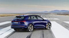 Audi e-tron S: il super SUV di Ingolstadt