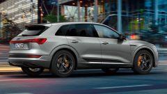 Audi e-tron S Line Black Edition: SUV elettrico speciale