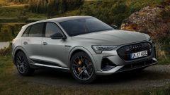 Audi e-tron S Line Black Edition 2021: disponibile anche per la Sportback