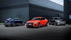 Audi e-tron S Sportback: arriva a novembre, a partire da 100.600 euro
