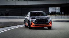 Audi e-tron S Sportback: in drift controllato